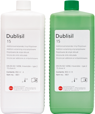 Dublisil 15 A+B 2x850ml Fl
