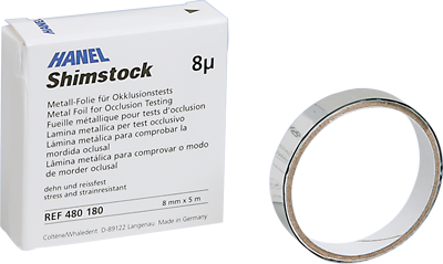 Shimstock Metall Folie 480180 Pa