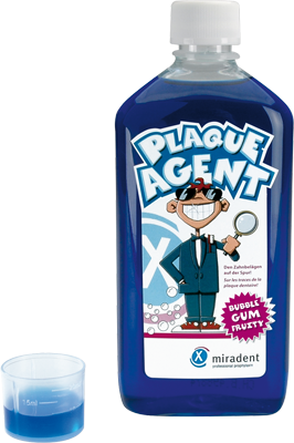 miradent Plaque Agent 500ml
