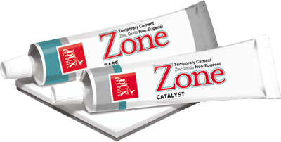Zone Temporary Cement 2tb
