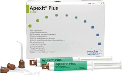 Apexit Plus intraCanal Tips 15St
