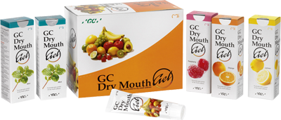 Dry Mouth Gel GC sortiert 10Tb