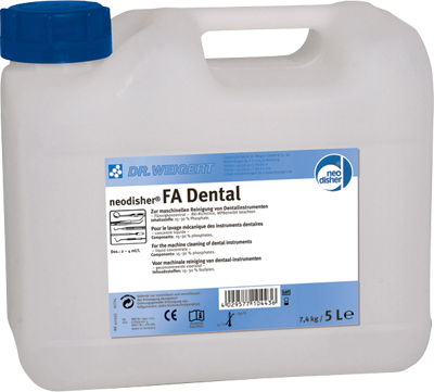 Neodisher Fa Dental 5L Kan
