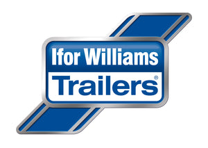 Ifor Williams GD84 Flat