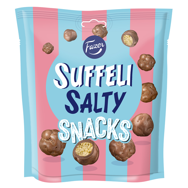 Suffeli Salty Snacks 160 g