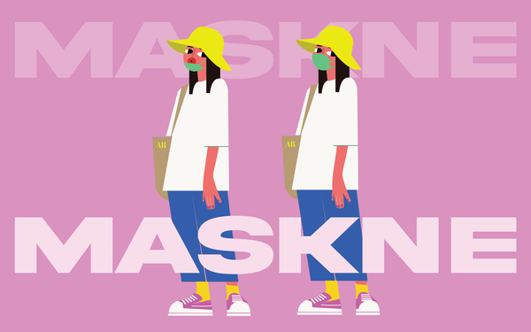 Maskne, It's a Thing Now