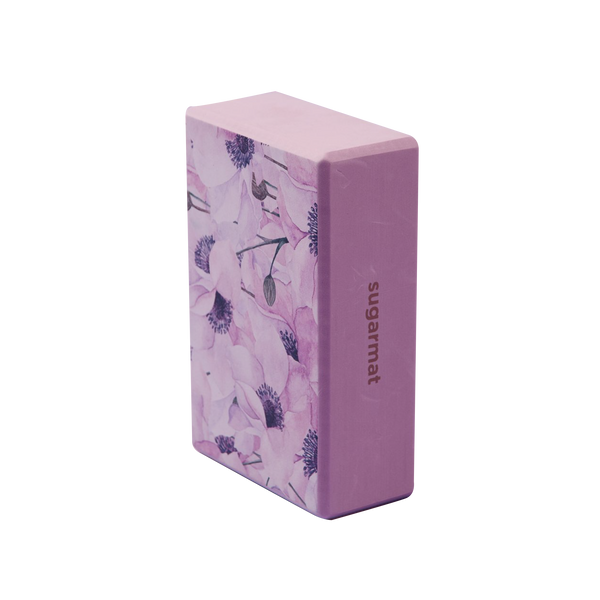 Yoga Blocks - Plum