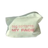 Bag Contents: My Face Pouch