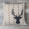 Elephant Stag Cushion