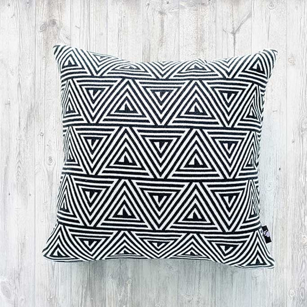 Elephant Cushion - Aztec Design