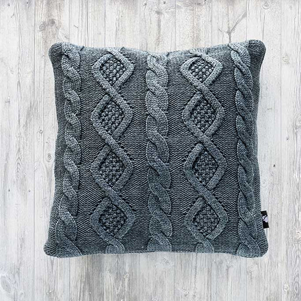 Elephant Cushion - Heavy Knit