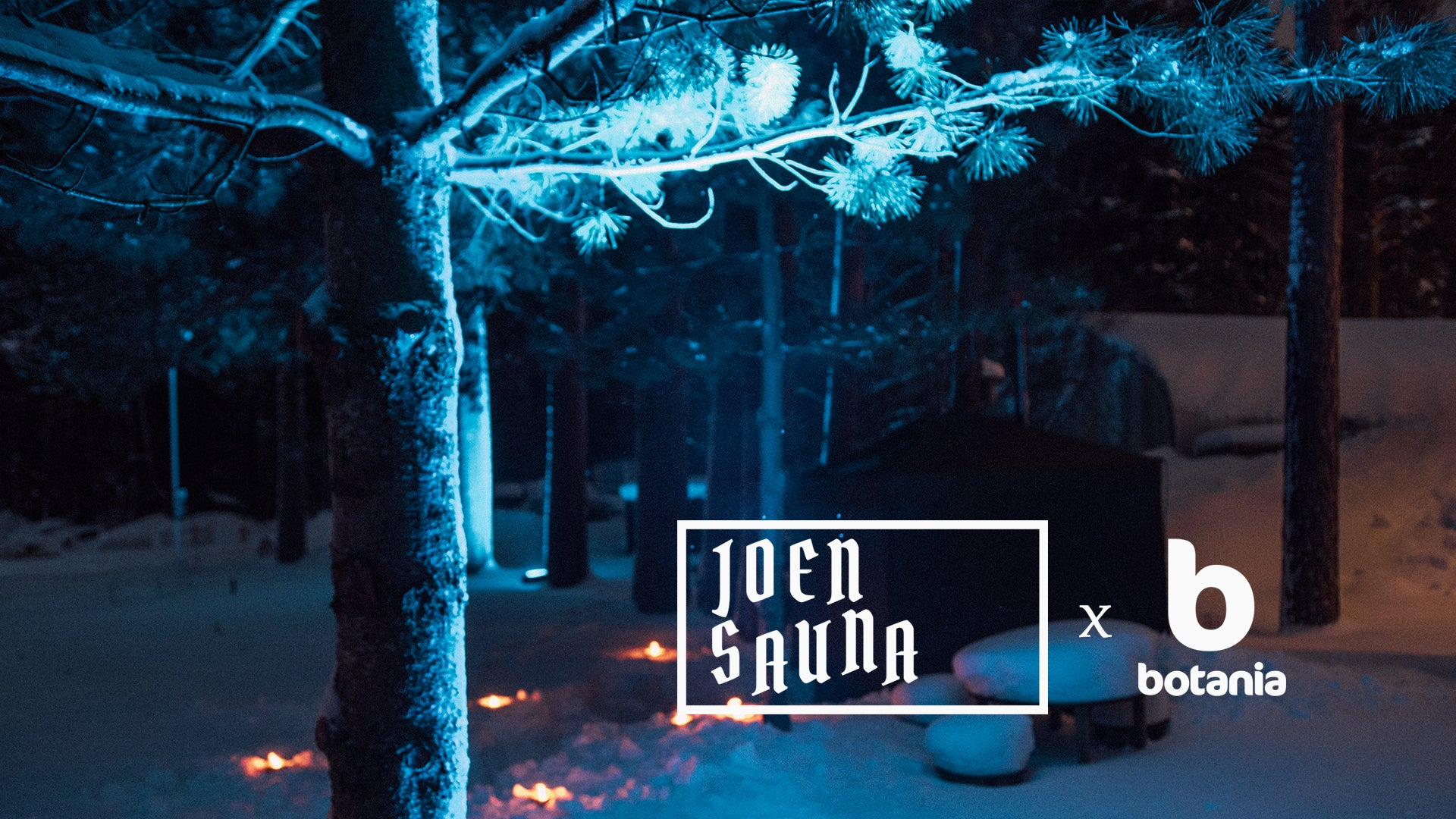 Joensaunan saunamaailma Botanialla on loppuunmyyty! Winter Sauna Experience is sold out!