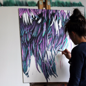 Meet The Artist: Adele Renault