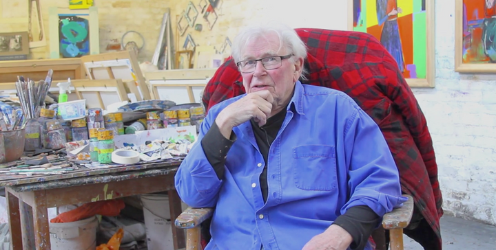 Inside the Artist's Studio: John Wragg RA