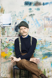 Billy Childish for the Secret Auction