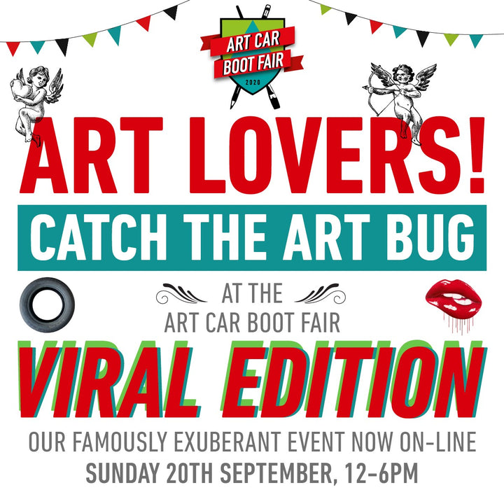 Art Car Boot Fair - Viral Edition
