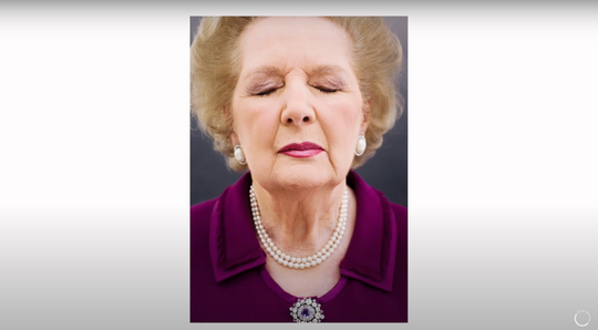 Harry Borden - 'Baroness Thatcher 2006'