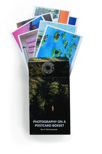 Photography on a Postcard Boxset 100 Postcards