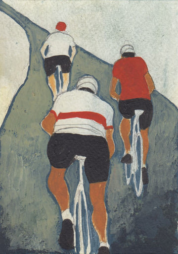 Eliza Southwood - Three Cyclists