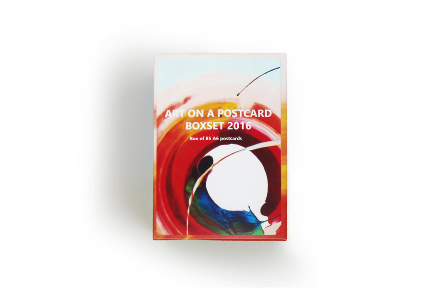 Art on a Postcard 2016 Boxset 85 Postcards