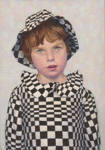 Mark Peppé - Victoria (the artist's daughter) in 1966 aged 4