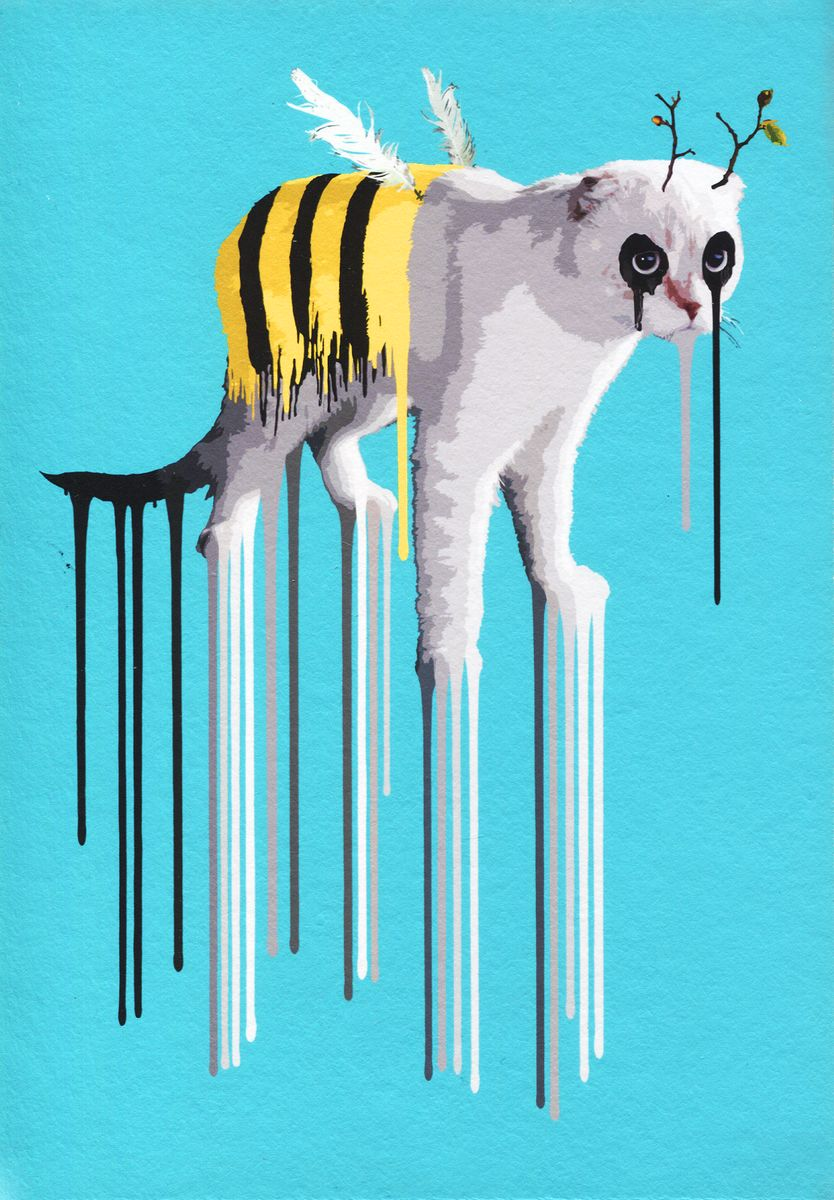 Carl Moore -  Bumblecat Dripster