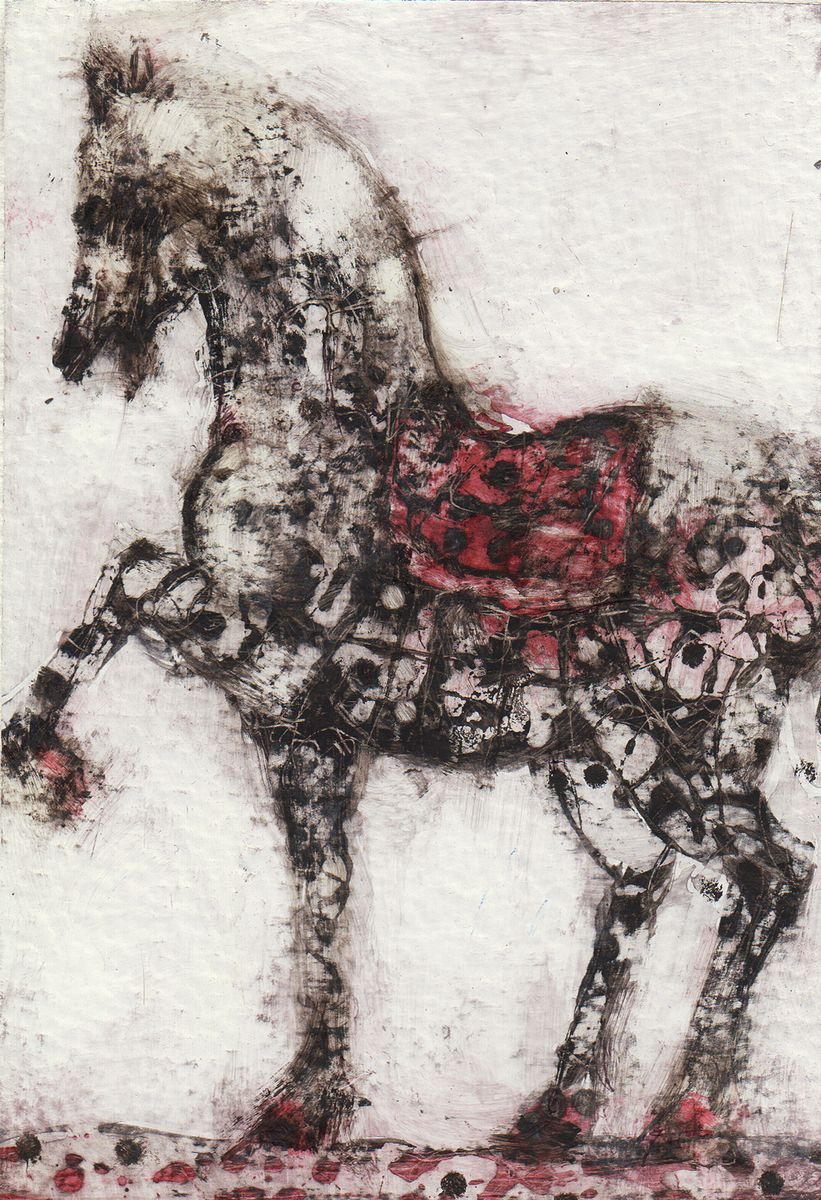 Alicia Rothman - Standing Horse