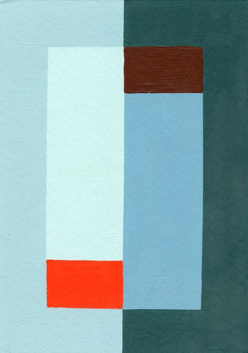 Anna Mac - Colour Study Blue