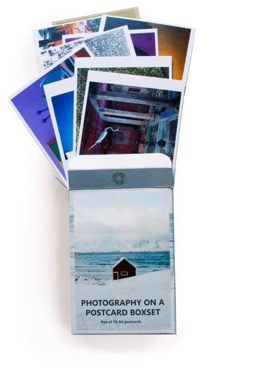 Photography on a Postcard Boxset 50 Postcards