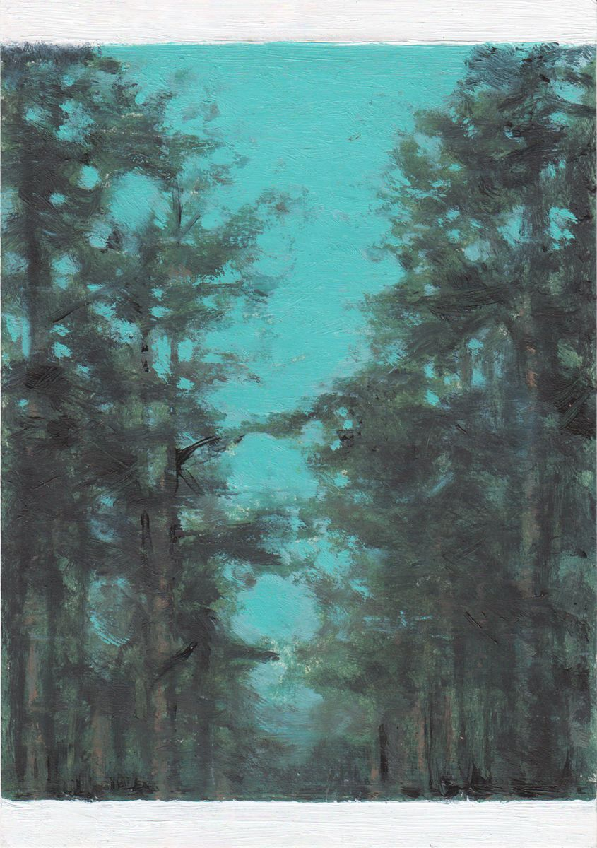 Kate Sherman - Forest, Dusk