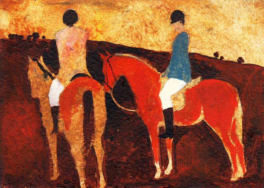 Eliza Southwood - Two Riders