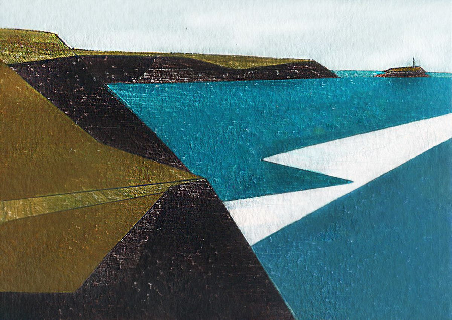Vanessa Gardiner - Godrevy Point
