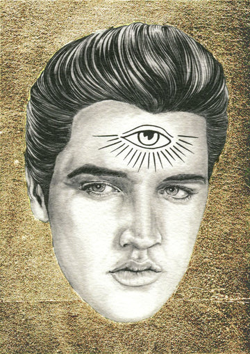 Rugman - All Seeing Elvis
