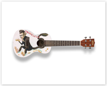 Charles Williams - Limited Edition Ukulele Print