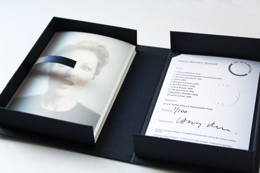 Harry Borden: Fine Art Photography Boxset