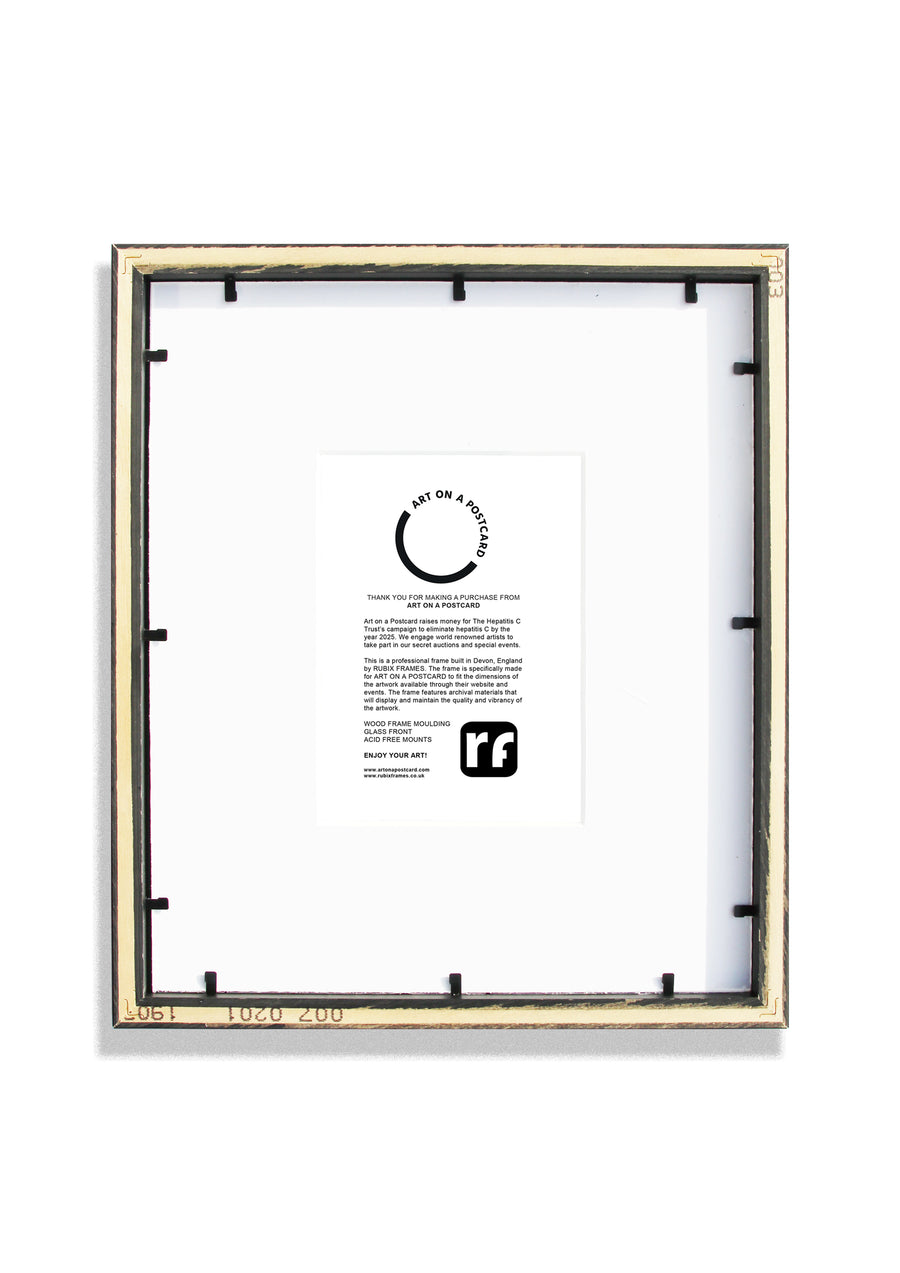 A6 Wide Mount Frame