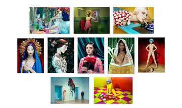 Miles Aldridge: Fine Art Photography Boxset