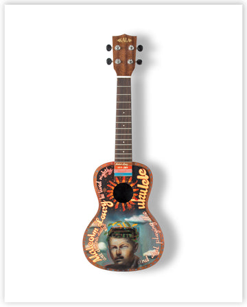 Peter Layzell - Limited Edition Ukulele Print