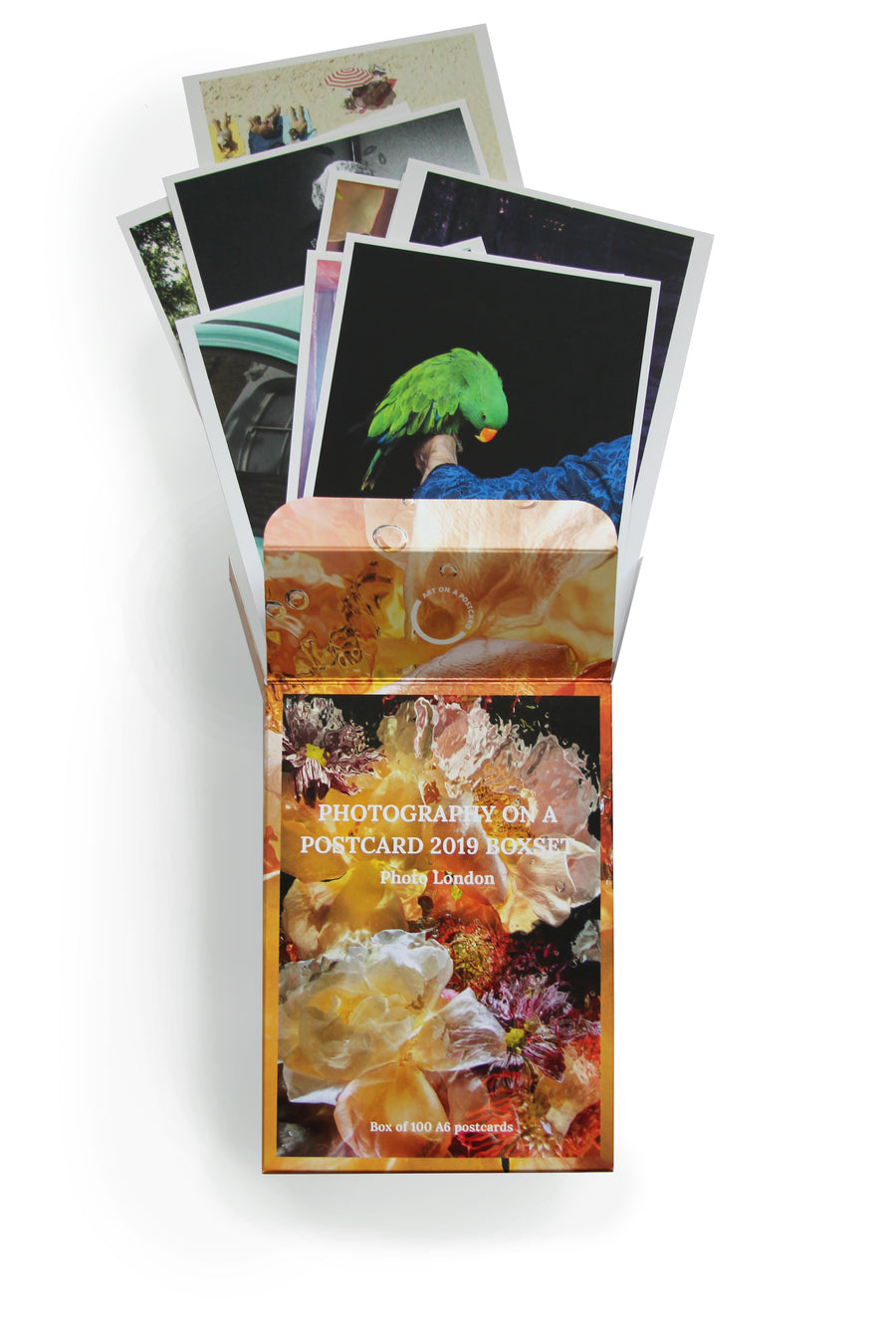 Photography on a Postcard 2019 Boxset 100 Postcards
