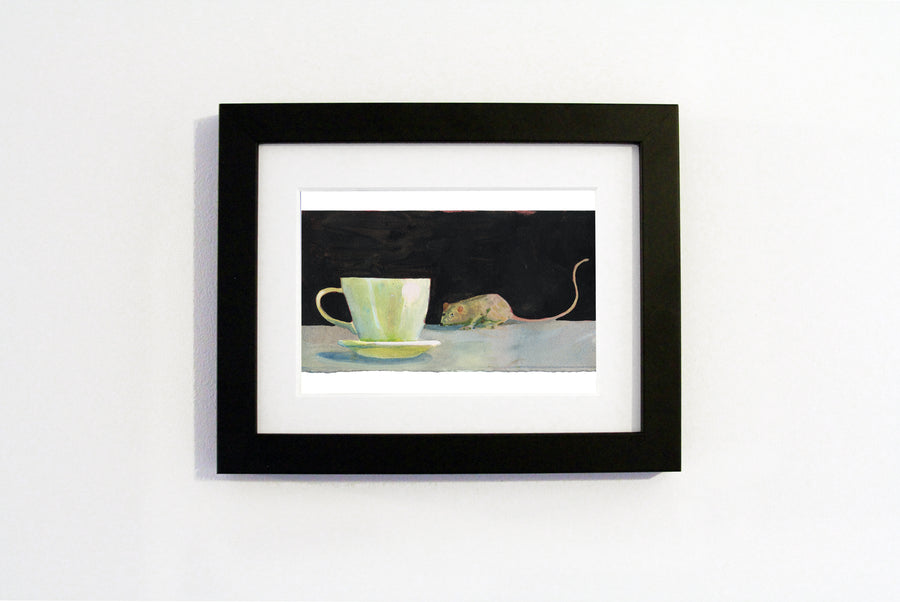Charles Williams - Mouse and Teacup