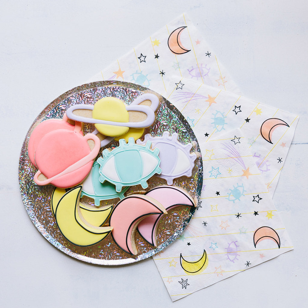 Celestial Collection Napkin