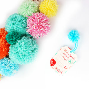 LETTER TO SANTA KIT - Snowball