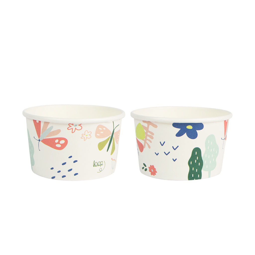 Woodland Collection Ice Cream Cup