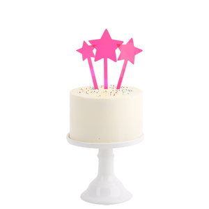 Cake Topper . Large Stars Kit
