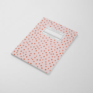 Tiger King Notebook - Pink Kit 2