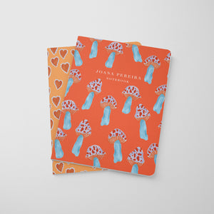 Cosmic Love Cute Notebook Kit