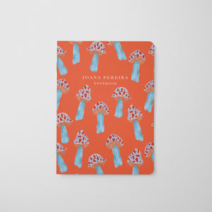 Cosmic Love Mushrooms Notebook