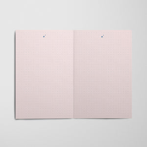 Tiger King Notebook - Red Hearts Pink Kit