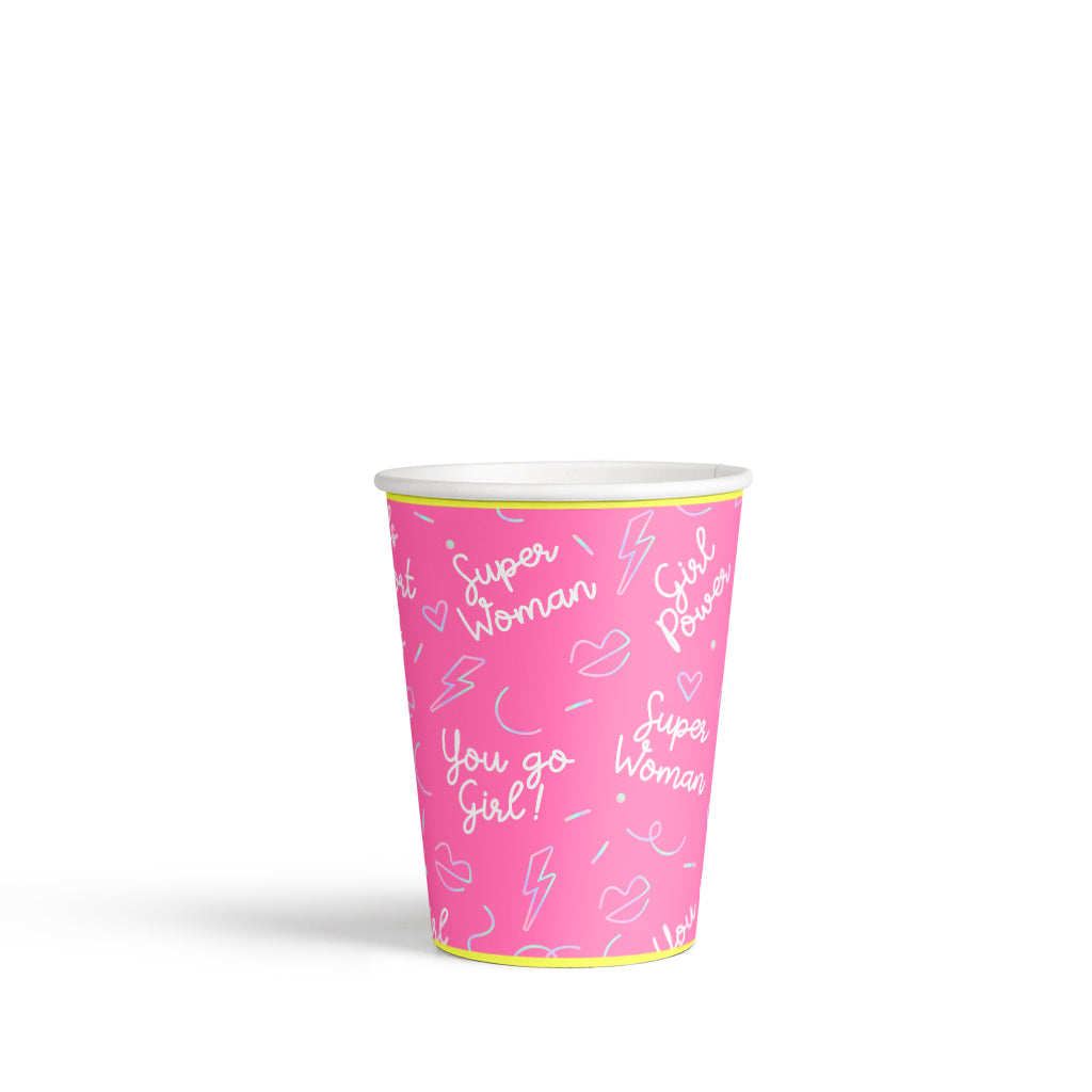 GIRL POWER PARTY CUP