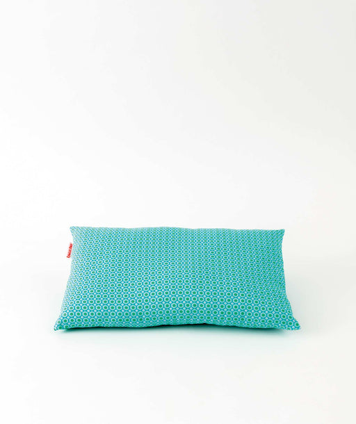 Coussin Mikko menthe